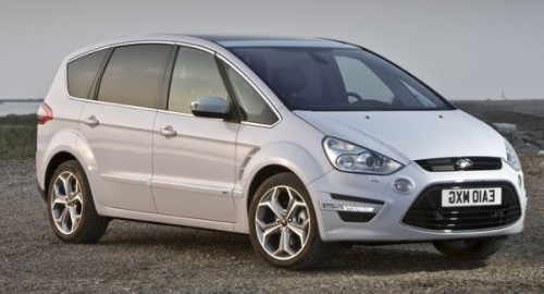 Ford S-Max 2.0 2013 photo - 2