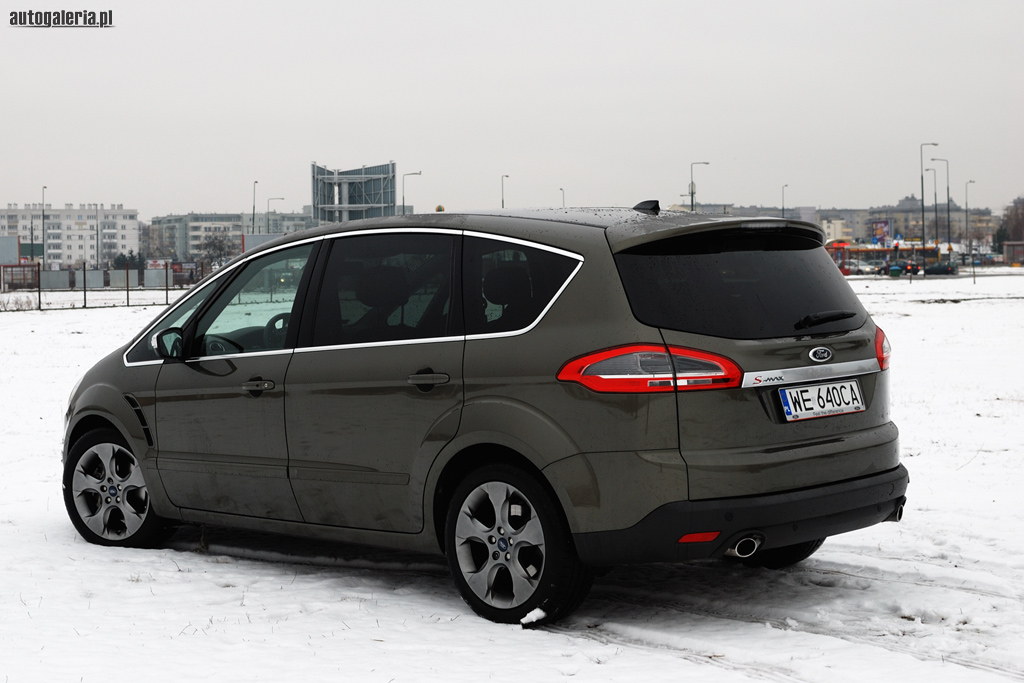 Ford S-Max 2.0 2014 photo - 1