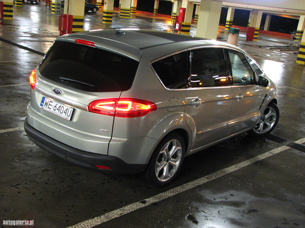 Ford S-Max 2.0 2014 photo - 5