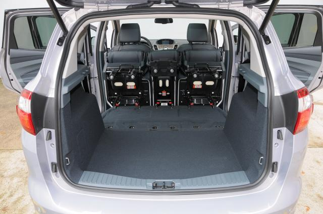 Ford S-Max 2.2 2007 Technical specifications | Interior and Exterior Photo
