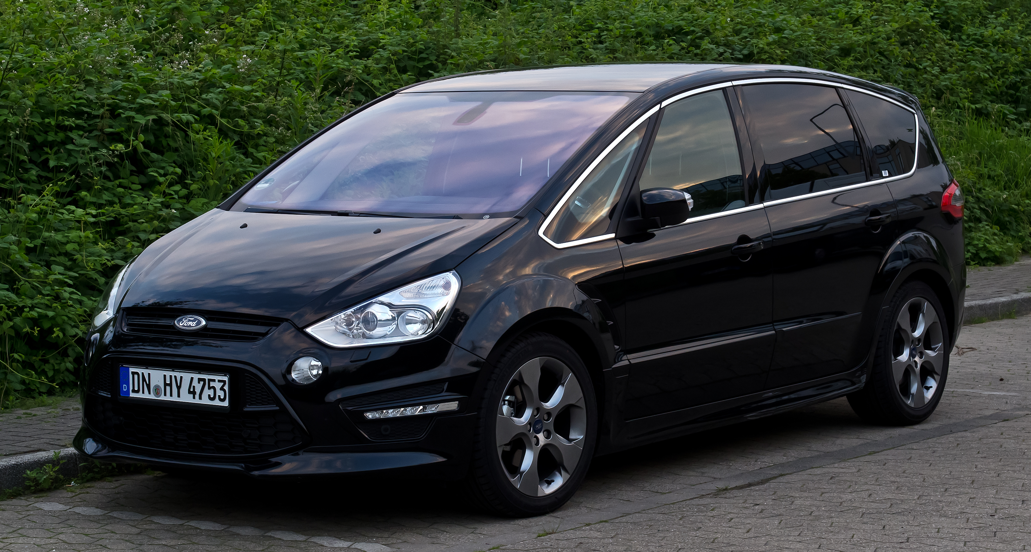 Ford S-Max 2.2 2007 photo - 5