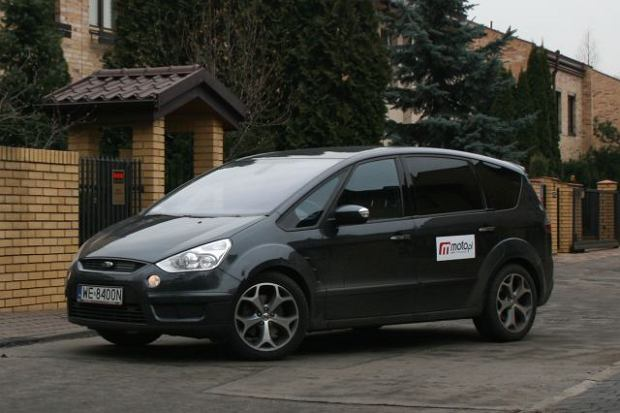 Ford S-Max 2.2 2007 photo - 6