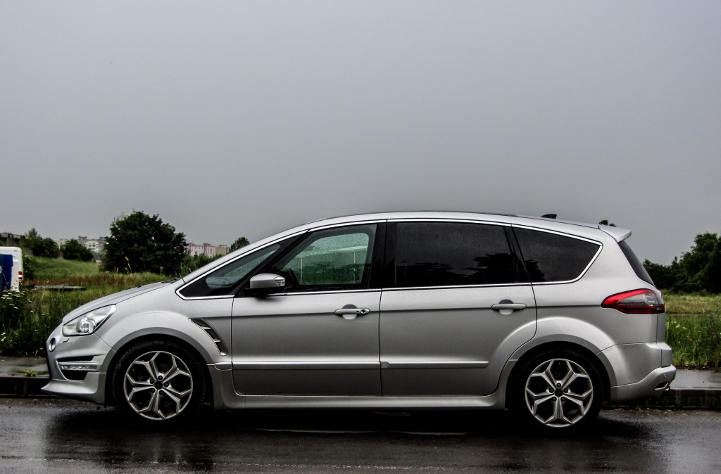Ford S-Max 2.2 2007 photo - 8