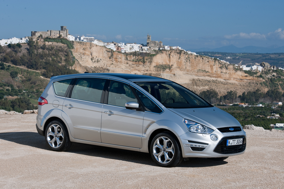 Ford S-Max 2.2 2011 photo - 1