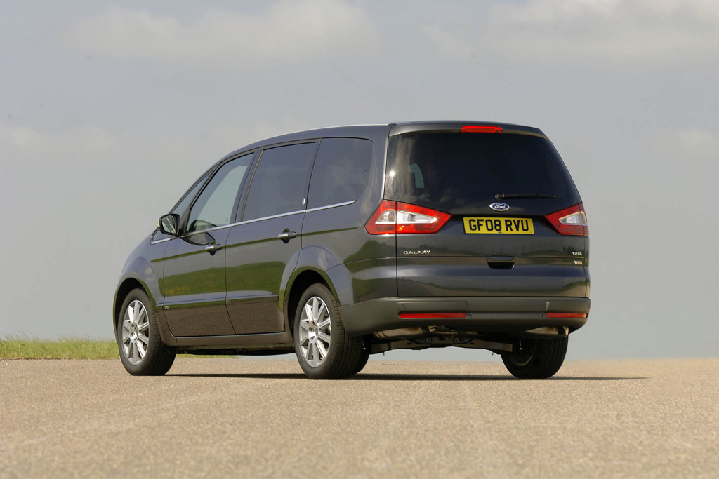 Ford S-Max 2.2 2011 photo - 11