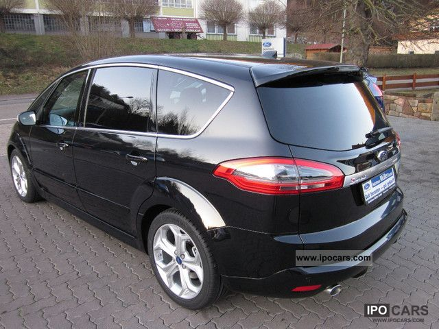 Ford S-Max 2.2 2011 photo - 4