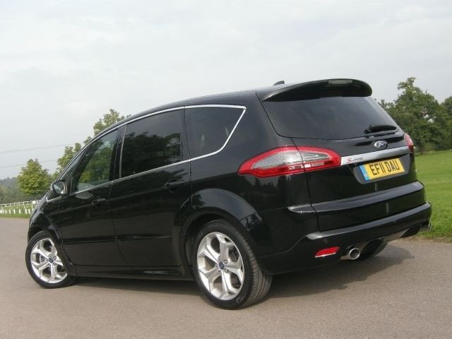 Ford S-Max 2.2 2011 photo - 5