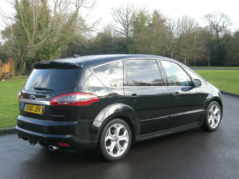 Ford S-Max 2.2 2011 photo - 8