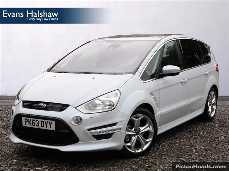 Ford S-Max 2.2 2013 photo - 1