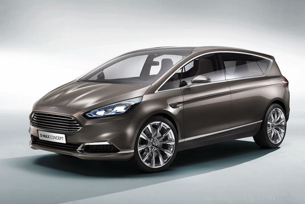 Ford S-Max 2.2 2013 photo - 3