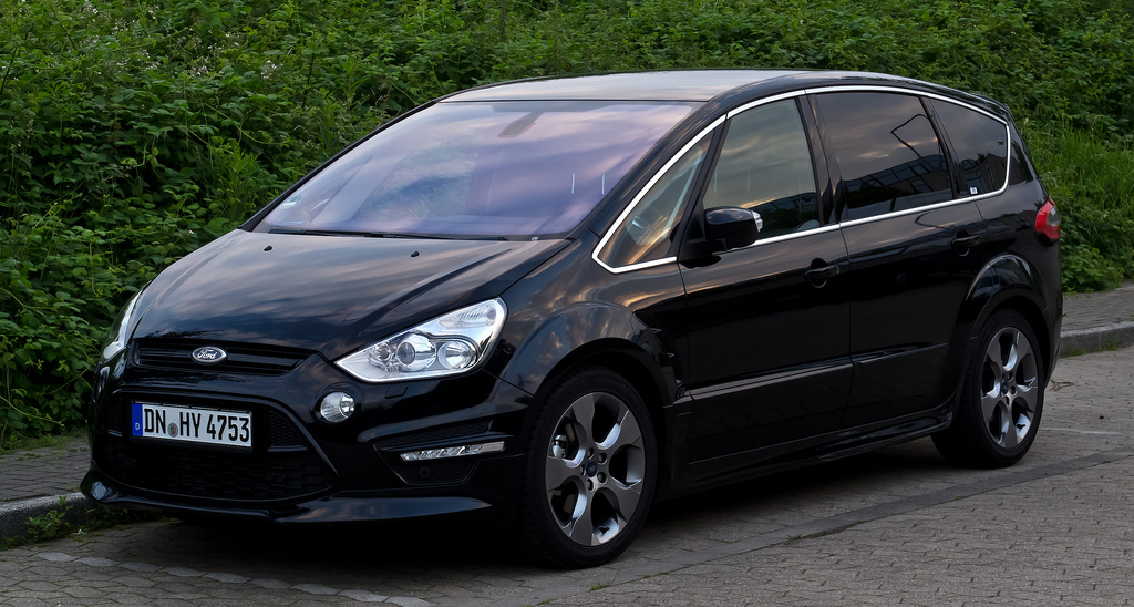 Ford S-Max 2.2 2013 photo - 5