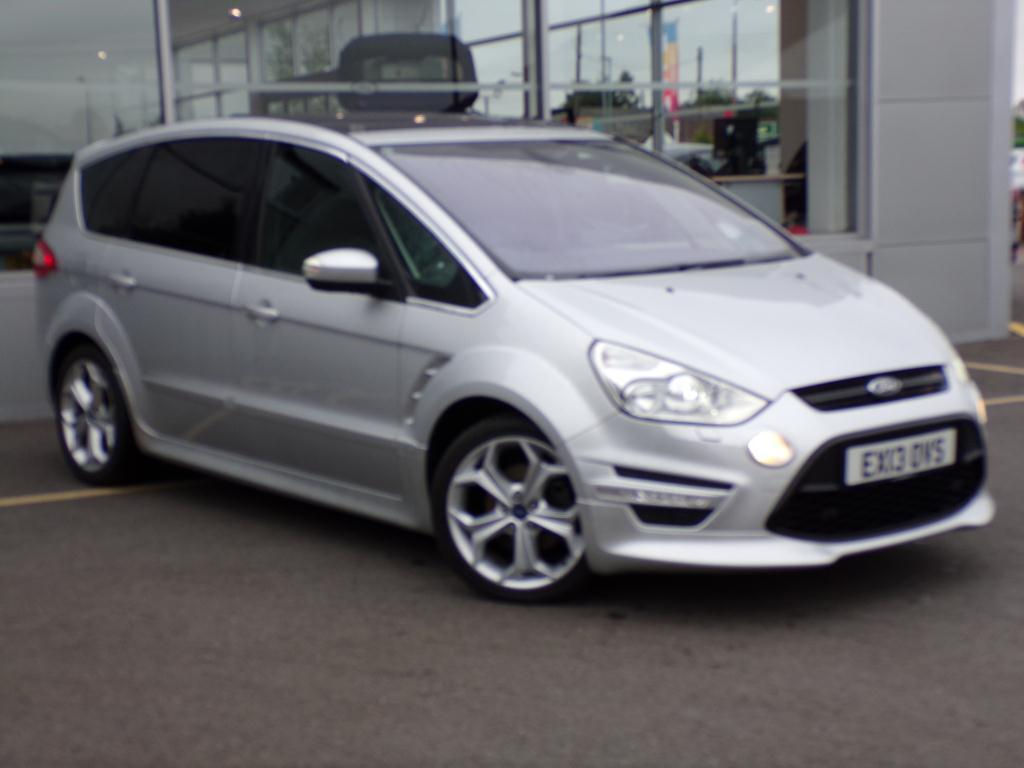 Ford S-Max 2.2 2013 photo - 7
