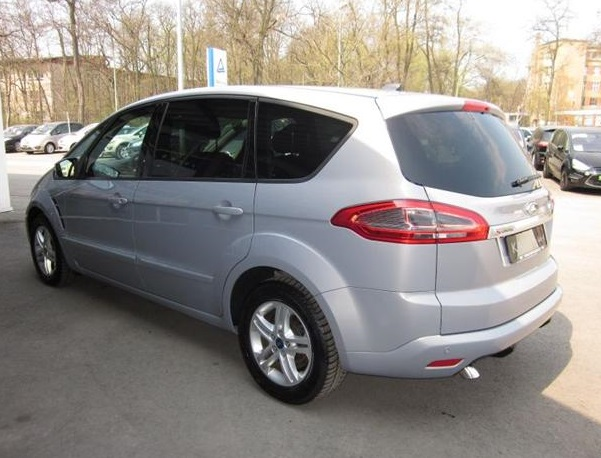 Ford S-Max 2.3 2011 photo - 12