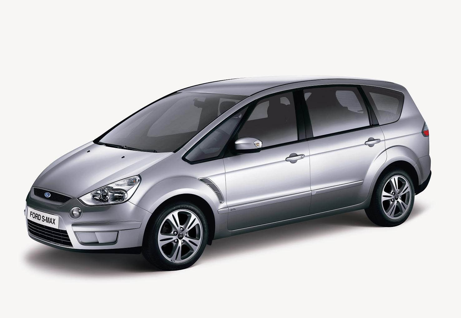 Ford S-Max 2.3 2011 photo - 2
