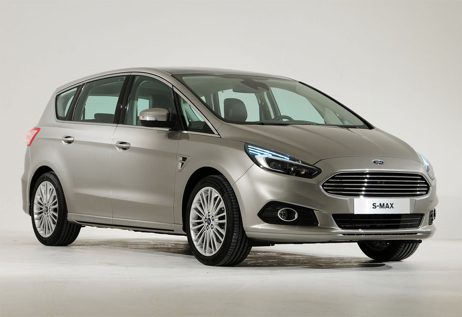 Ford S-Max 2.3 2011 photo - 7