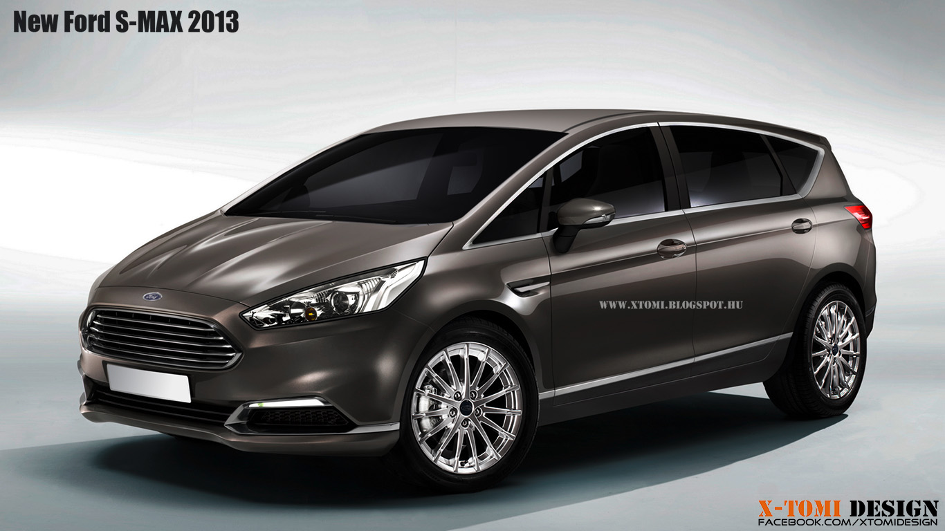 Ford S-Max 2.3 2013 photo - 1