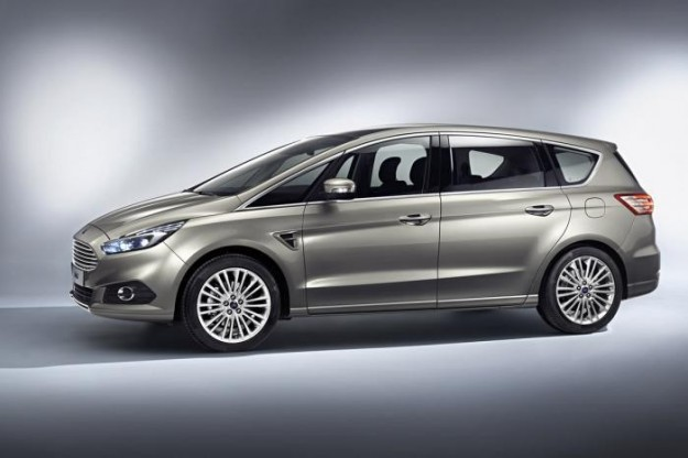 Ford S-Max 2.3 2013 photo - 10
