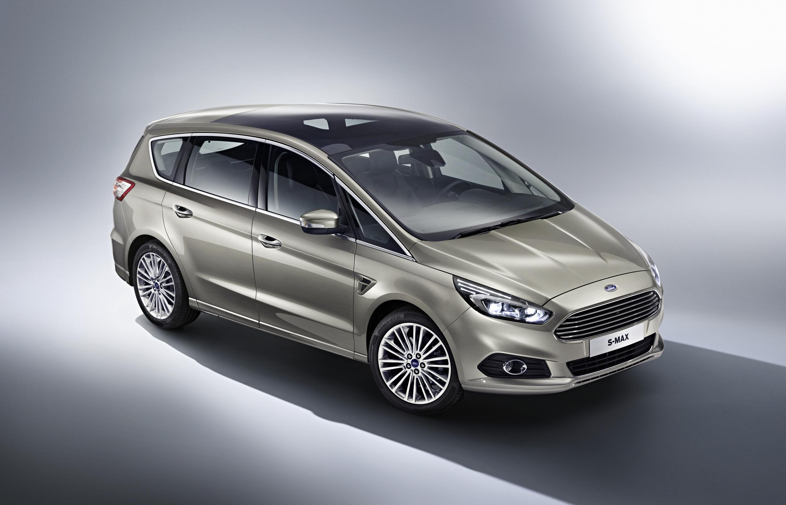 Ford S-Max 2.3 2013 photo - 11