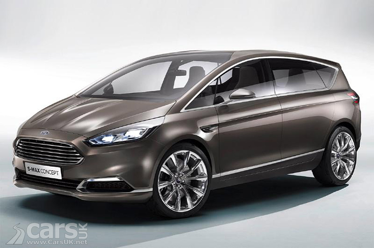 Ford S-Max 2.3 2013 photo - 2