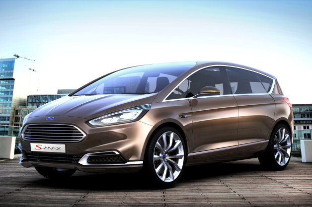 Ford S-Max 2.3 2013 photo - 4