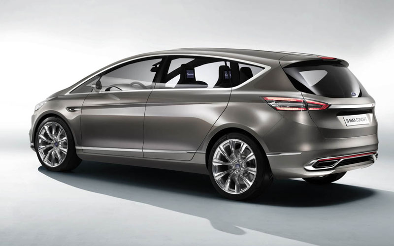 Ford S-Max 2.3 2013 photo - 5