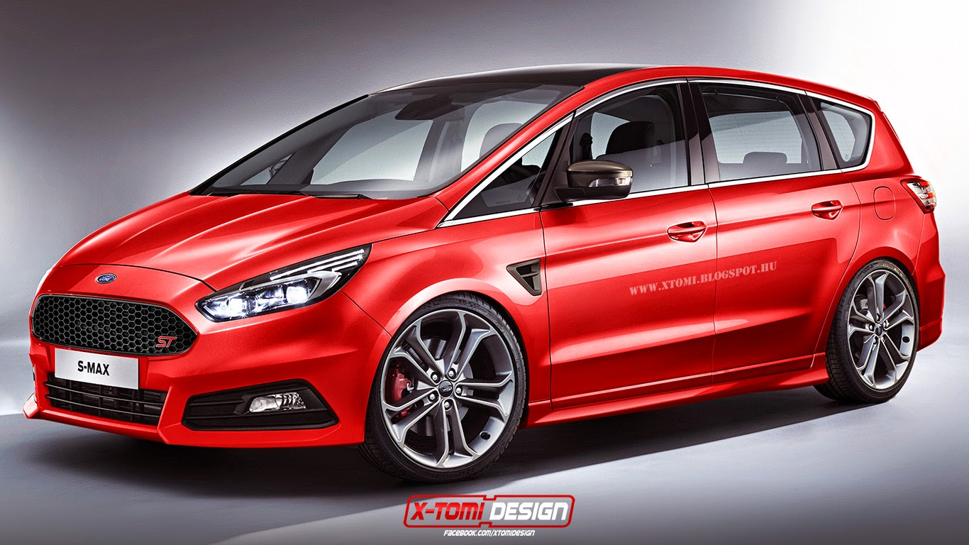 Ford S-Max 2.3 2013 photo - 9