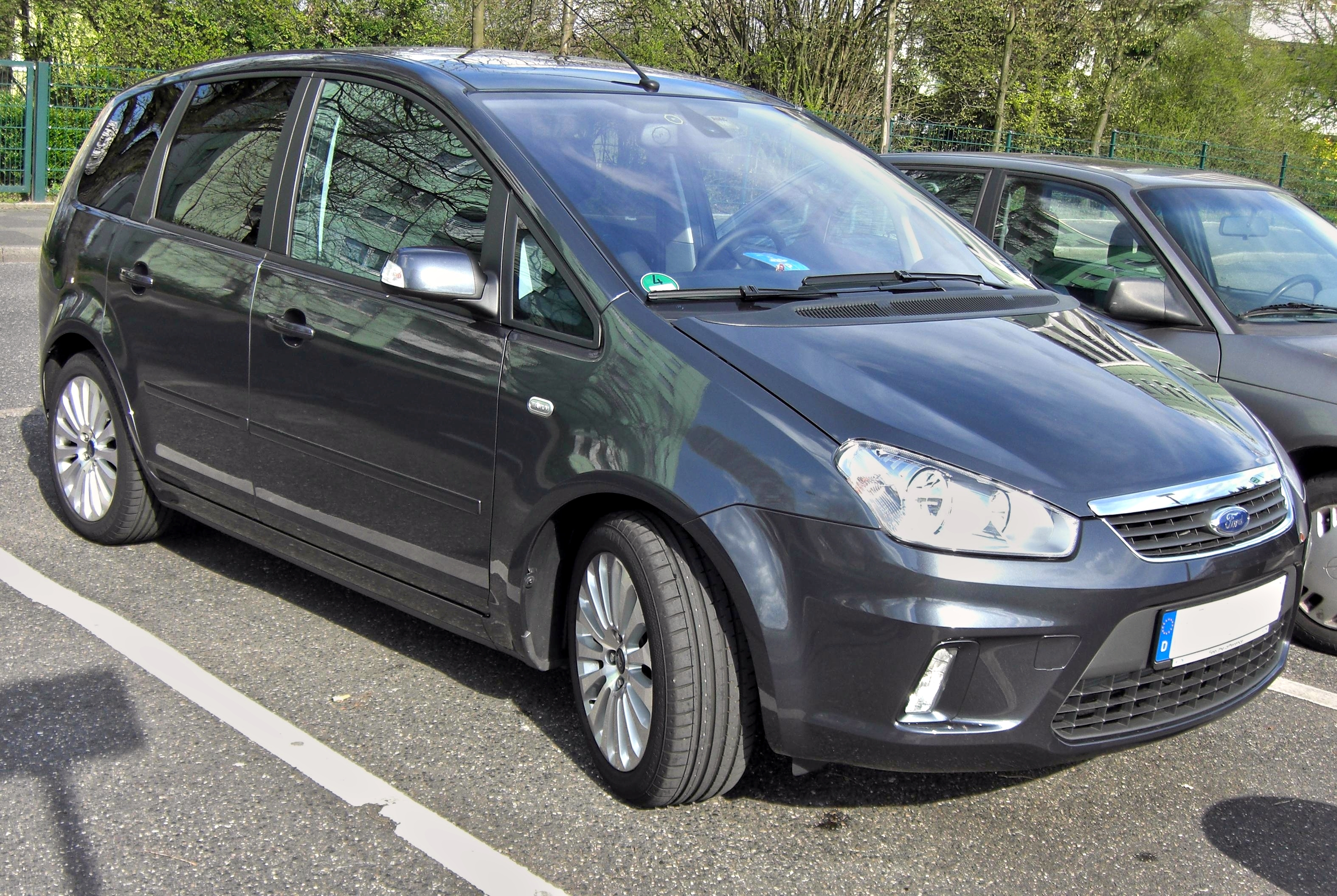 Ford S-Max 2.5 2008 photo - 12
