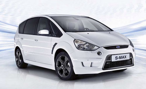 Ford S-Max 2.5 2008 photo - 2