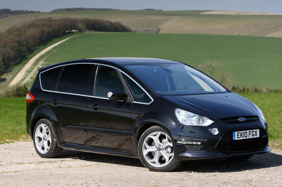 Ford S-Max 2.5 2008 photo - 3