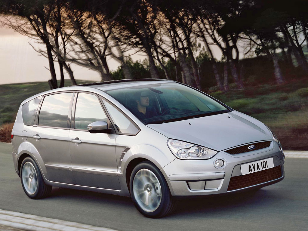 Ford S-Max 2.5 2008 photo - 9
