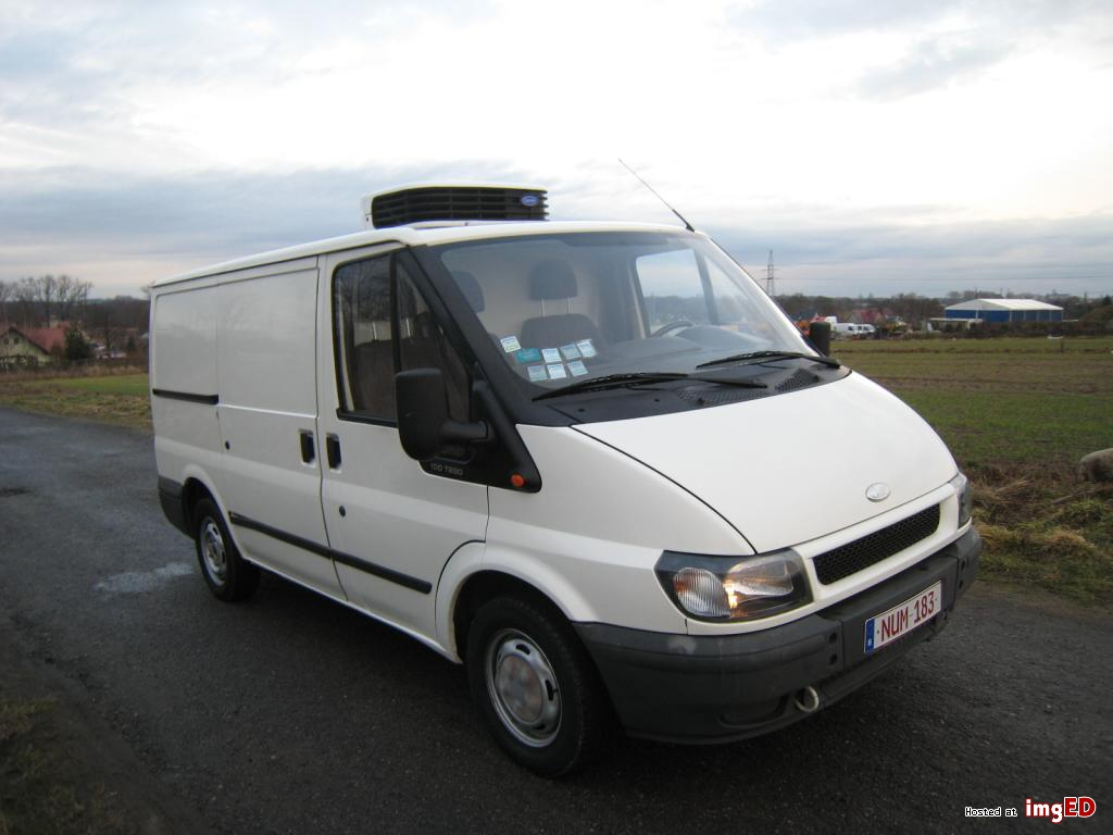 Ford Transit 2.0 2004 photo - 10