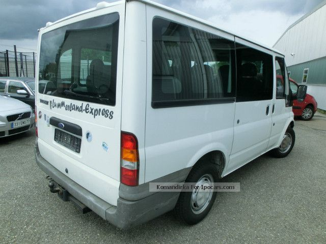Ford Transit 2.0 2004 photo - 11