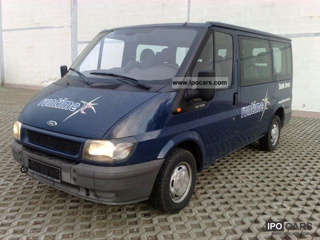 Ford Transit 2.0 2004 photo - 6
