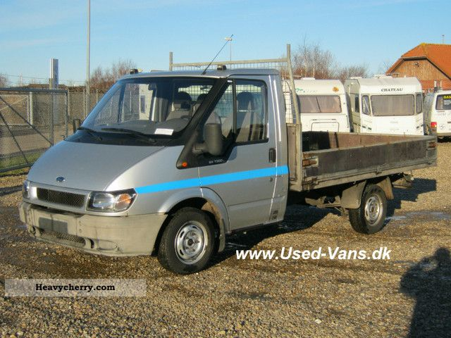 Ford Transit 2.0 2004 photo - 7