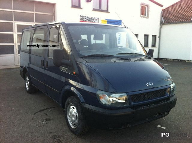 Ford Transit 2.0 2004 photo - 8