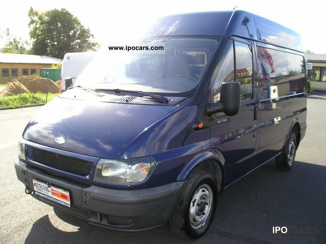 Ford Transit 2.0 2004 photo - 9