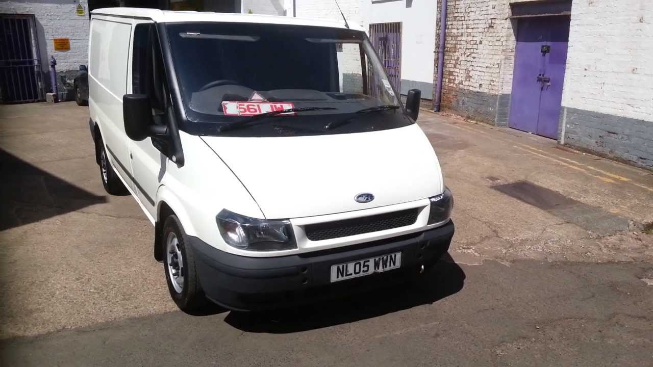 Ford Transit 2.0 2005 photo - 1