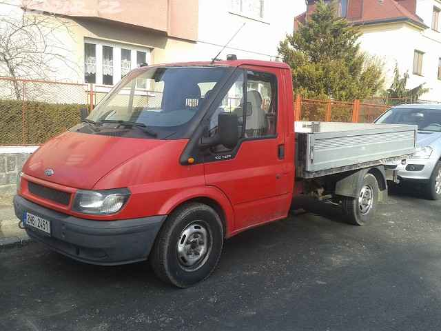 Ford Transit 2.0 2005 photo - 11