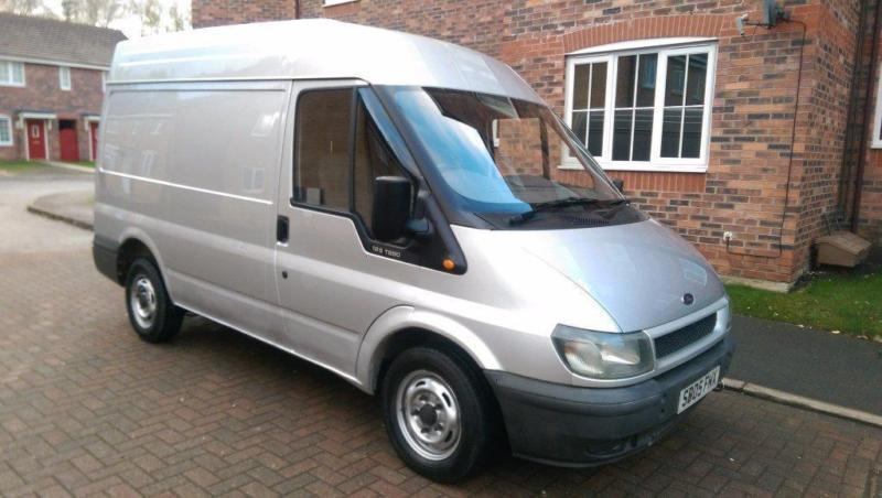 Ford Transit 2.0 2005 photo - 3