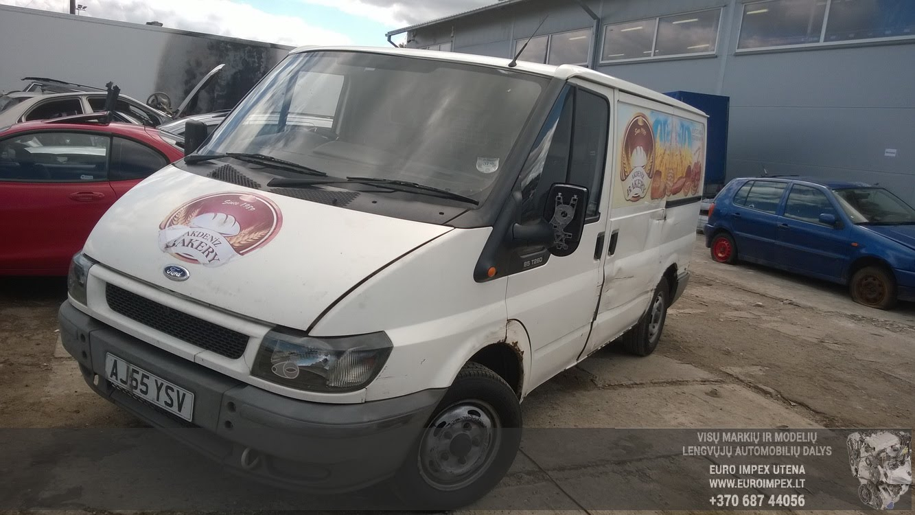 Ford Transit 2.0 2005 photo - 8