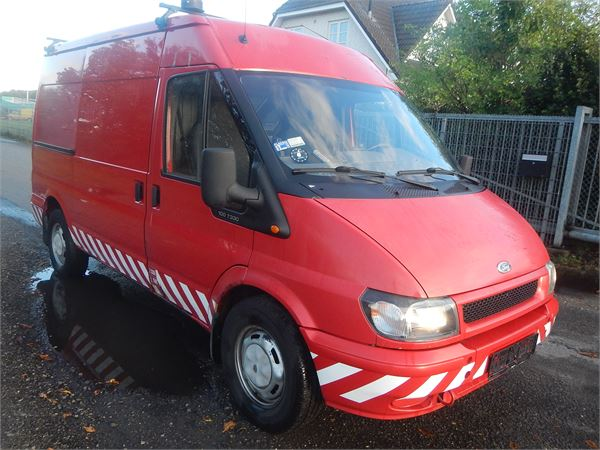 Ford Transit 2.0 2006 photo - 1