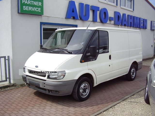 Ford Transit 2.0 2006 photo - 2