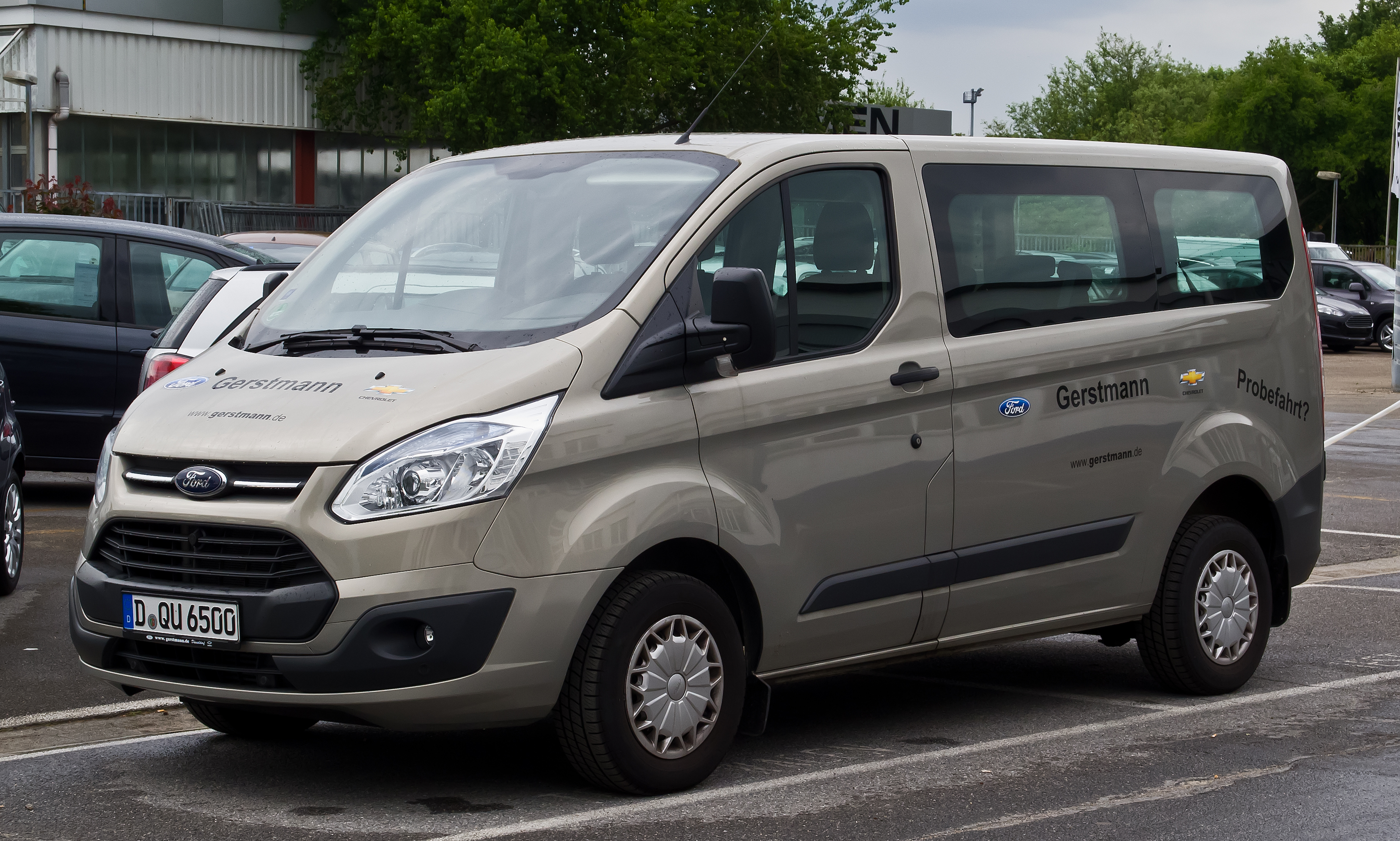 Ford Transit 2.2 2013 photo - 1
