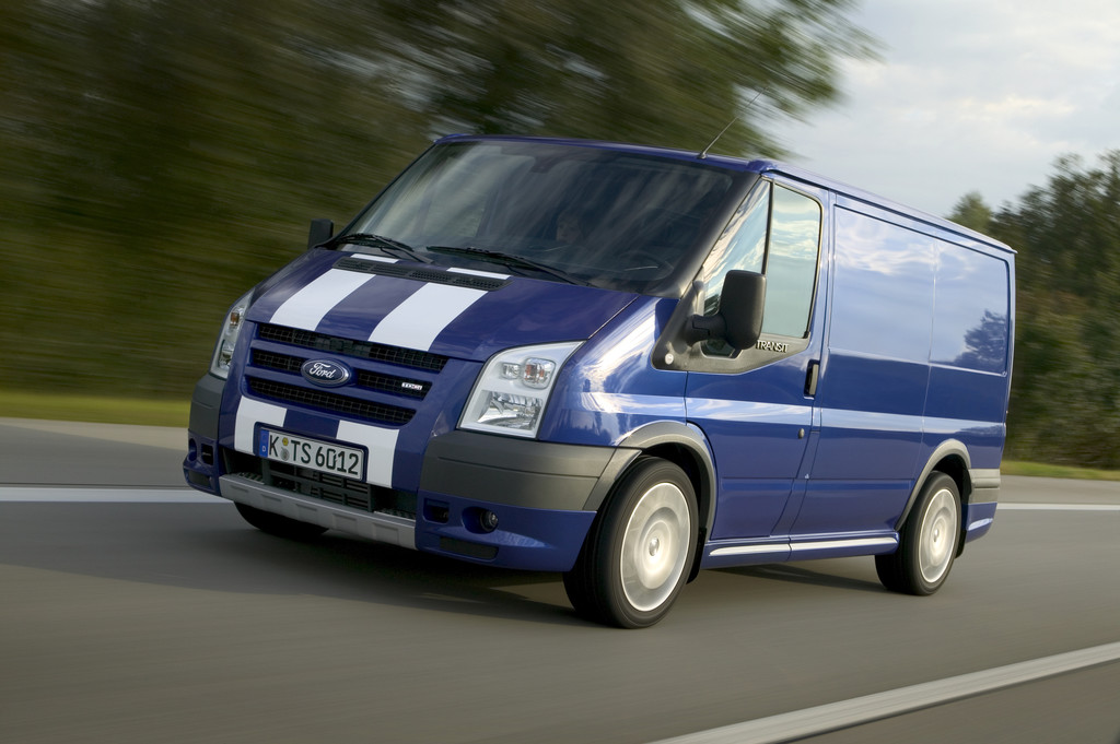 Ford Transit 2.2 2013 photo - 11