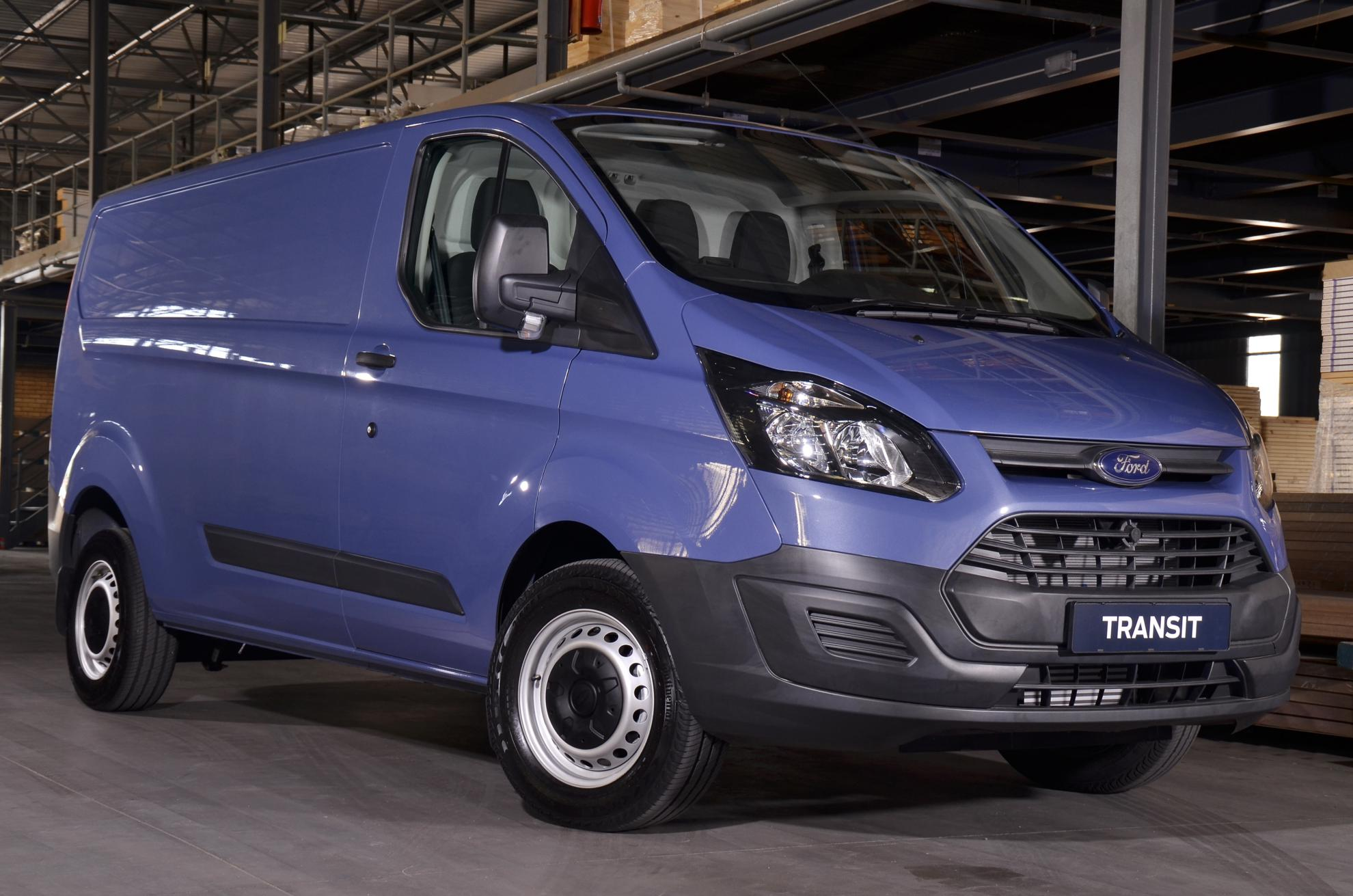 Ford Transit 2.2 2013 photo - 12