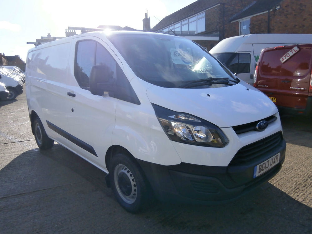 Ford Transit 2.2 2013 photo - 4