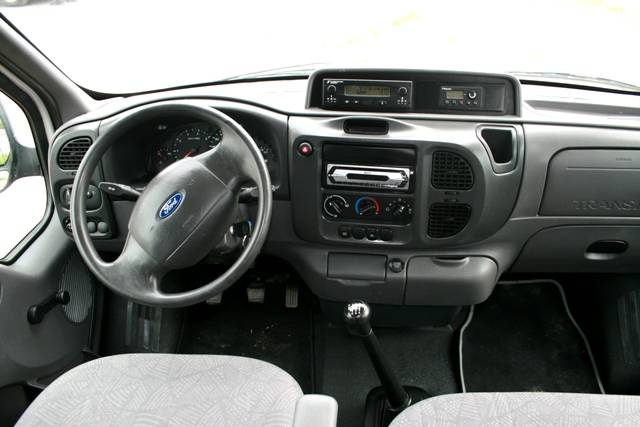 ford transit 2 4 2005 technical specifications interior. Black Bedroom Furniture Sets. Home Design Ideas