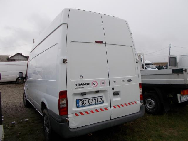 Ford Transit 2.4 2007 photo - 11