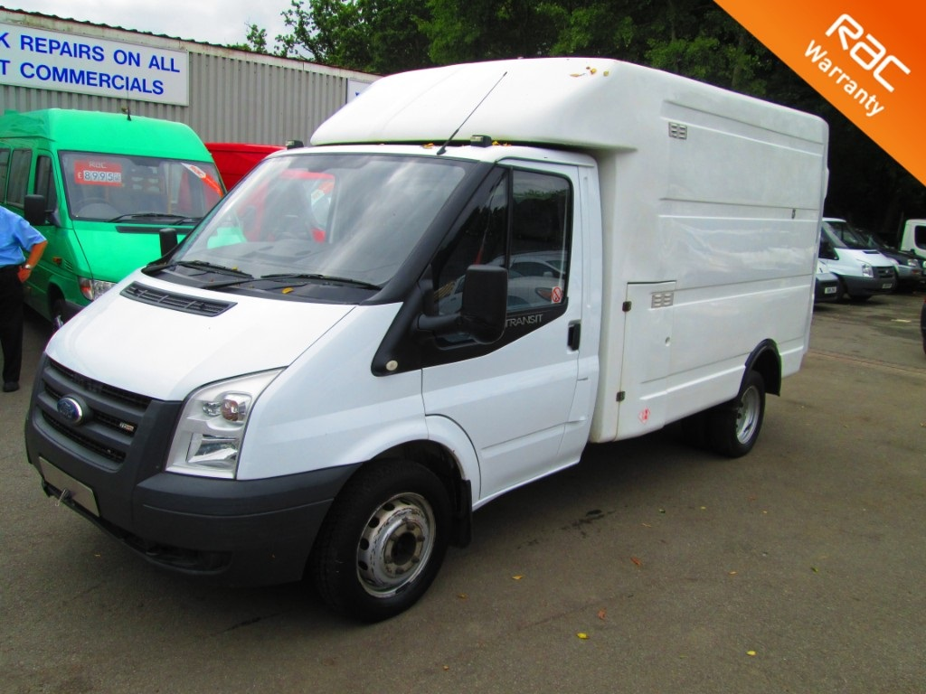 Ford Transit 2.4 2007 photo - 12