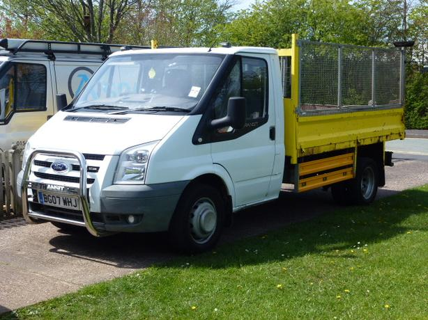 Ford Transit 2.4 2007 photo - 2